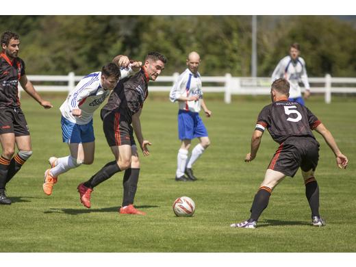 Newport/Mulranny Wanderers v Moy Villa - McDonnell Cup Final 2019