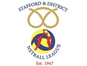 Stafford & District Netball League - Logo