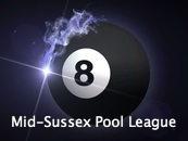 Mid-Sussex Pool League Logo
