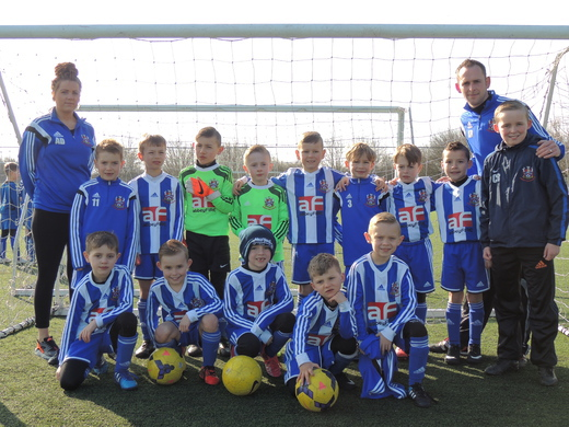 Stalybridge Celtic U7s