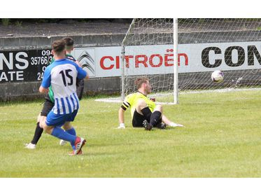 Dylan McKee scores against Ballyheane 27/05/18