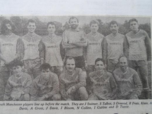 2003-04 South Manchester 2nd (Feldman SF)
