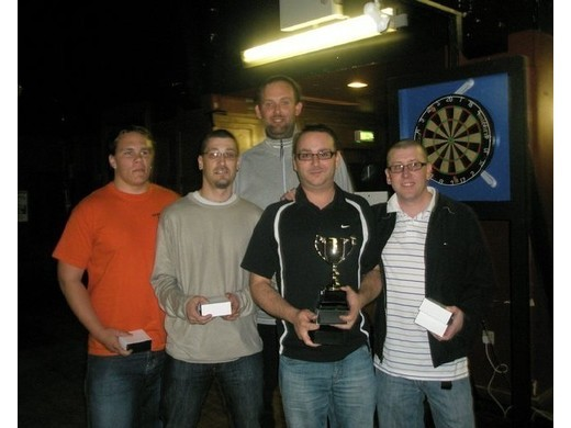 2008/9 Division Two Runners Up - The Flintlock