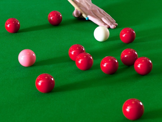Billiards Championship Event 1 - Entries Open