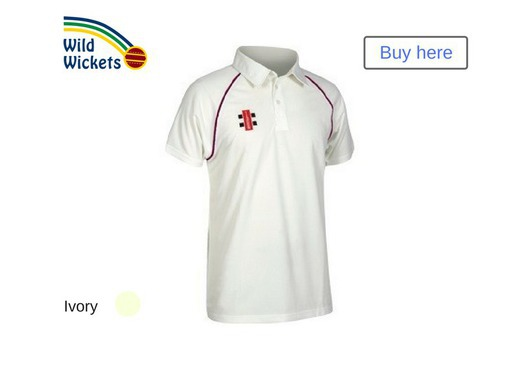 Matrix Shirt Ivory £21 (Junior) - £26 (Adult)