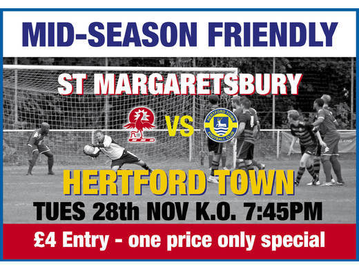 SMFC vs Hertford Town