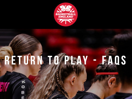 Basketball England Return to Play