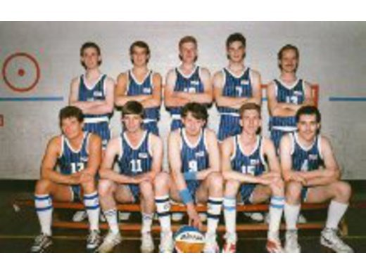 Whickham Warriors circa 1984/5