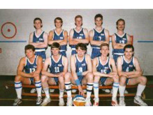 Whickham Warriors circa 1984/5