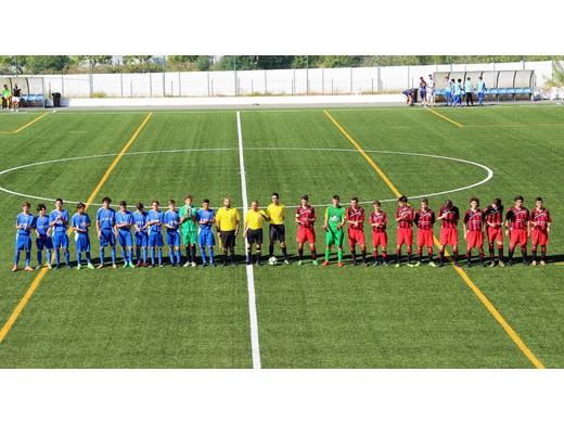 2018-10-07-Camp 1ª Div Distrital Juvenis-3ª Jornada: Olhanense 3-Quarteirense 2