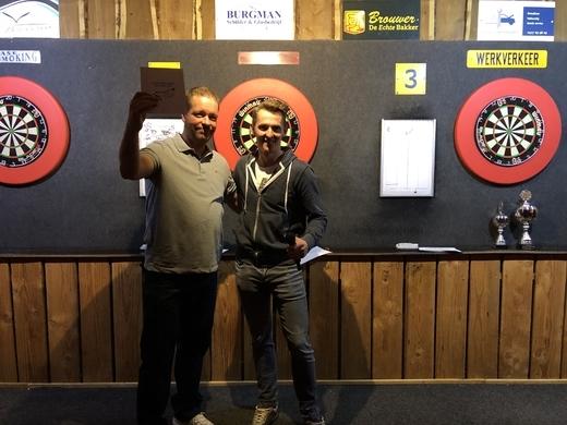 2e plek verliezersronde: Rudolf Timmermans