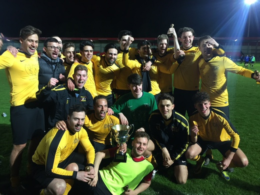 Haroldeans convincingly win the Harold Feldman Cup Final to lift their first trophy of the season