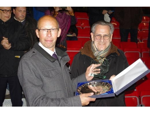 2017-18 MJSL Committee Member of the Year - Dan Feldman