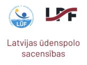 Latvijas ūdenspolo sacensības - Logo