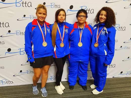Media Release - AUSC Region 5 Table Tennis Chapionships in Gaborone, Botswana