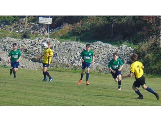 Lyre Rvs v Bay Rvs U13 PL - 2019 Season (T Cronin)