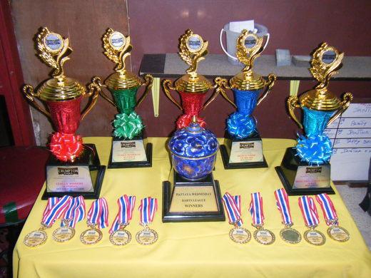 Trophies & Medals