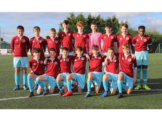 Under 14 Combined League