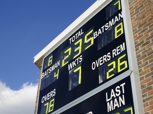 Sat 22 Jun: 1st XI lose from a strong position and 2nd XI win from a  weak one !
