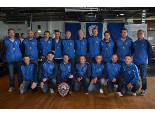 Portrush Old Boys - Coleraine F.C Shield Winners