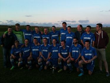 "Firth win ""B"" League Championship"