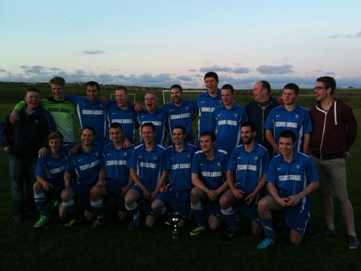 """Firth are """"B"""" League Champions"""