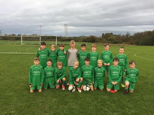 Ardfield U12 - 2018 Season