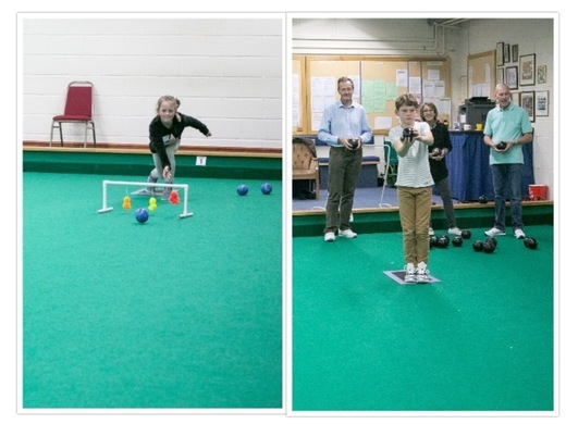 Madeira welcomes young bowlers