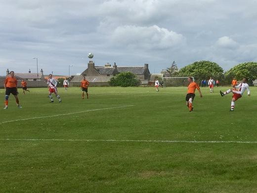 Parish Cup quarter finals get under way