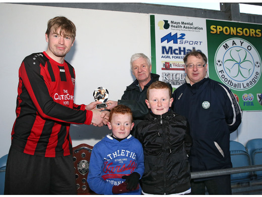 Westport United win Liam McEntee Charity Shield