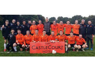 Straide & Foxford United - CastleCourt Hotel Premier Division Champions