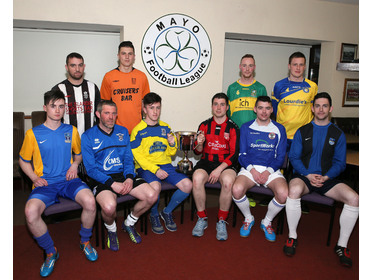 CastleCourt Hotel Premier League Players at Official Launch Night