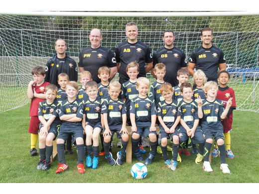 2014/15 :: U7s :: Players & Coaches