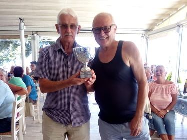 Columbia Movers Darts League Of Paphos Runners Up Neo's