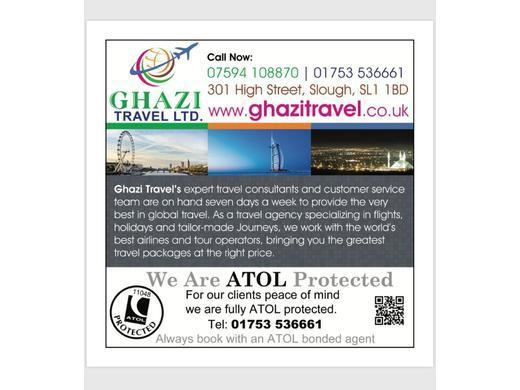 Ghazi Travels