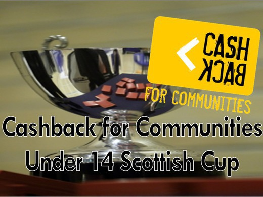 Cashback for Communities Under 14 Scottish Cup 2014