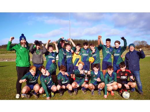 Bantry Bay Rovers - 2019 SuperValu U16 Cup winners