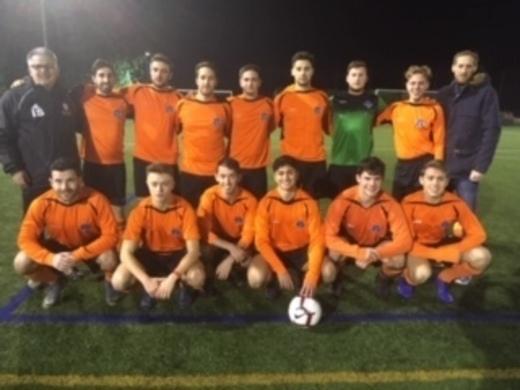 MJSL Rep Team - Darren Rose Trophy - Nov 19