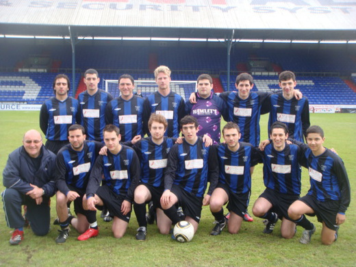 2010-11 South Manchester 2nd (Feldman Runners-Up)