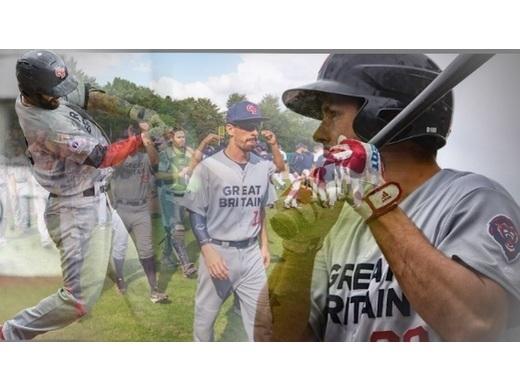 Congratulations Great Britain Baseball Programme - ranked 31