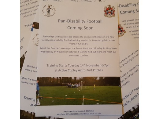 Pan-Disability Football