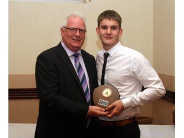 2015 - 2nd XI Fielding Prize - Will Allen, Dukinfield 18 catches