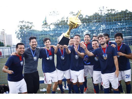 Japão é o campeão da Liga Gringos 2016 !