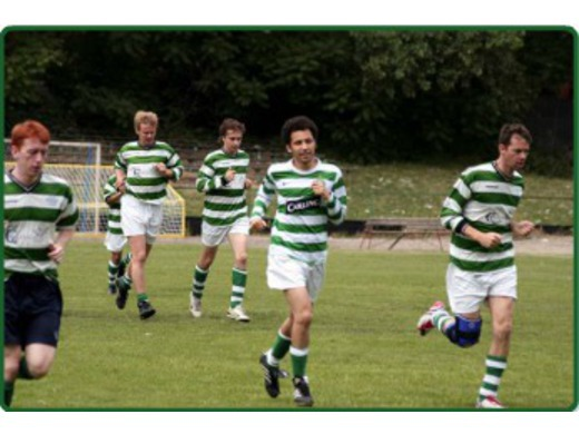 One of the Oldest Clubs in the League. Budapest Celtic