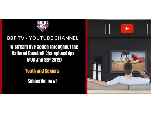 British Baseball Federation (BBF) TV - YouTube Channel