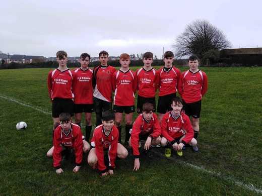 Drinagh Rangers U16 - 2019 Season