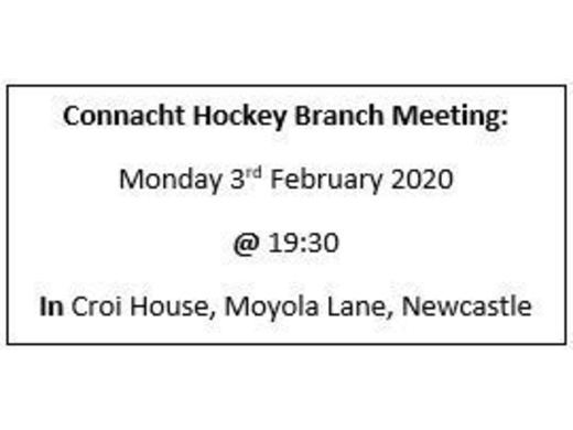 February Branch Meeting