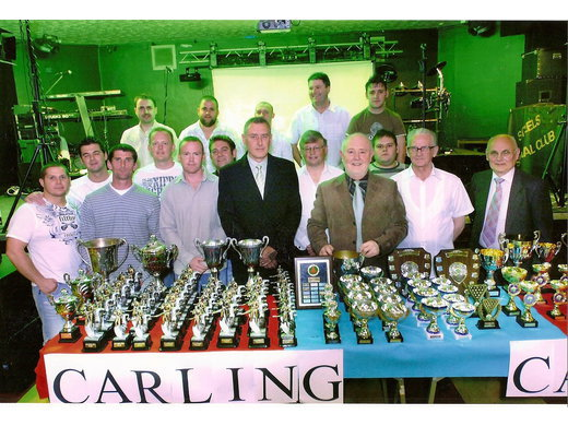 Snooker Presentation 2007
