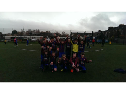 Riverside Barca 2003 boys