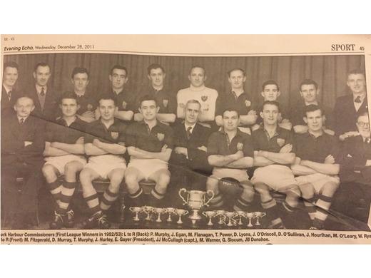 Cork Business League History Lesson #2